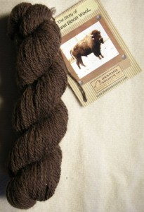 Bison Ranch Blended Yarn